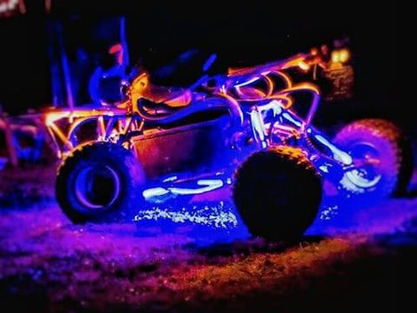 The Electric Quadbike