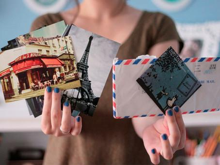 Посткроссинг: Отправьте нам открытку!