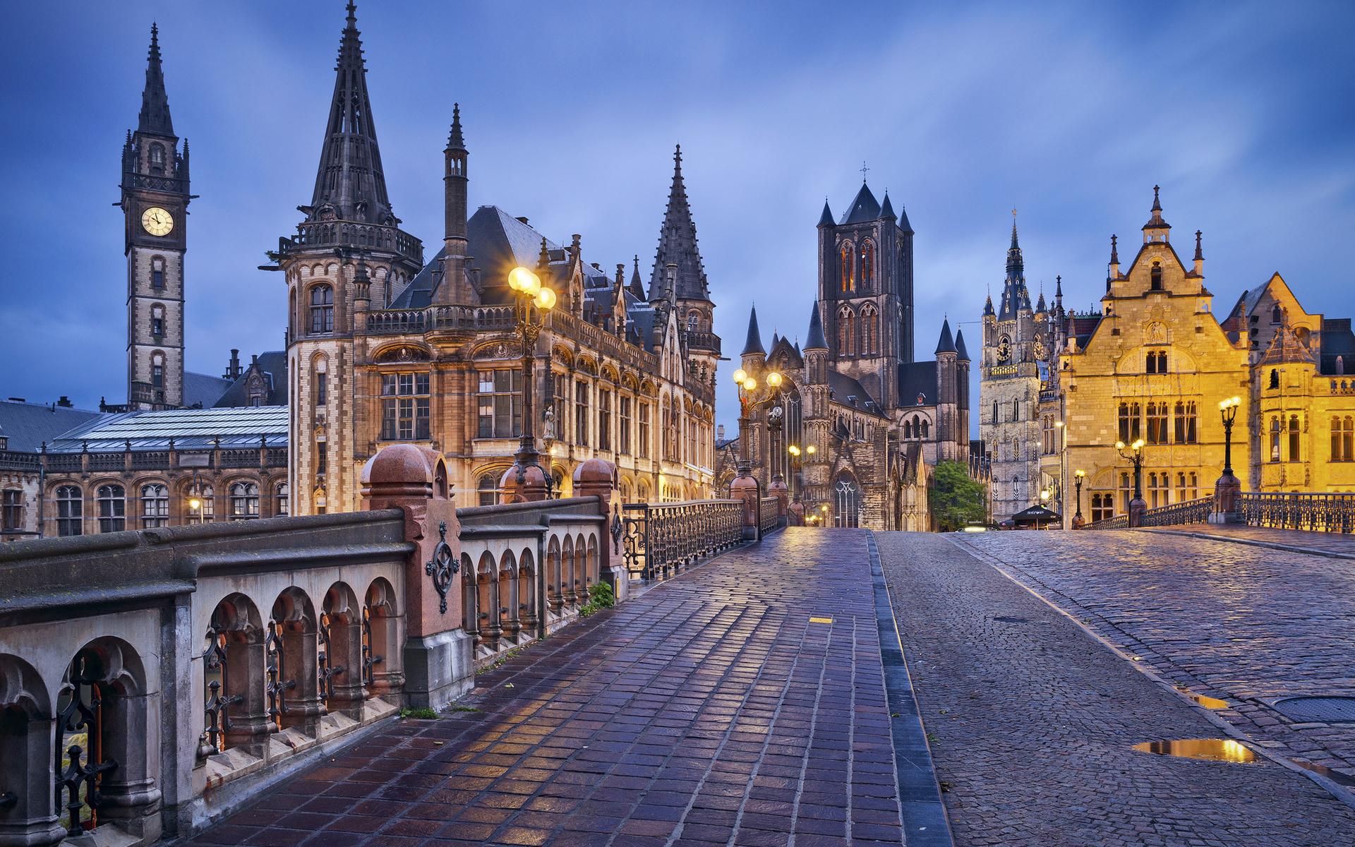 Бельгия, Брюссель