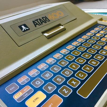 Behold the Future: Atari 400