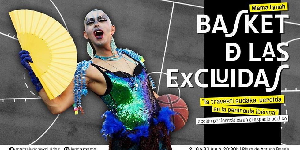 """""""BASKET DE LAS EXCLUIDAS"""""""