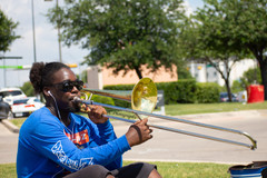 Trombone Man