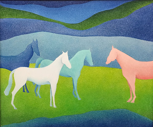 The Pink Horse