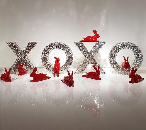 XOXO w/ Rabbits