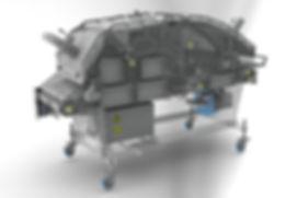 Alco Food Machines Preduster Type ABM