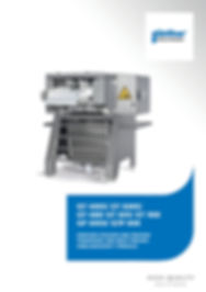 Guenther tenderiser and presses E-Tek Processing and Packaging Innovations