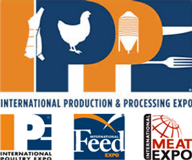International productio and processing expo logo