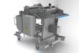 Alco Foods Battering Machine Type APN