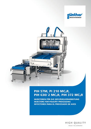 Guenther PIH injector E-Tek Processing and Packaging Innovations