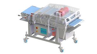 Alco Foods Flattening Machine Type ASP