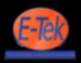 E-tek logo E-Tek Processing and Packaging Innovations
