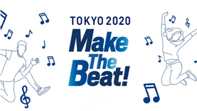 TOKYO 2020 Make The Beat!