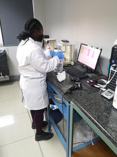 XRF Preparation Set Point Laboratories