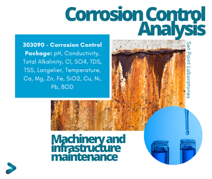 SPL Corrosion Control Water Analysis Package