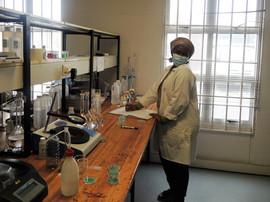 Set Point Laboratores - Cape Town