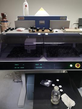 XRF Set Point Laboratories