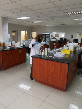Set Point Labroatories Water Analysis
