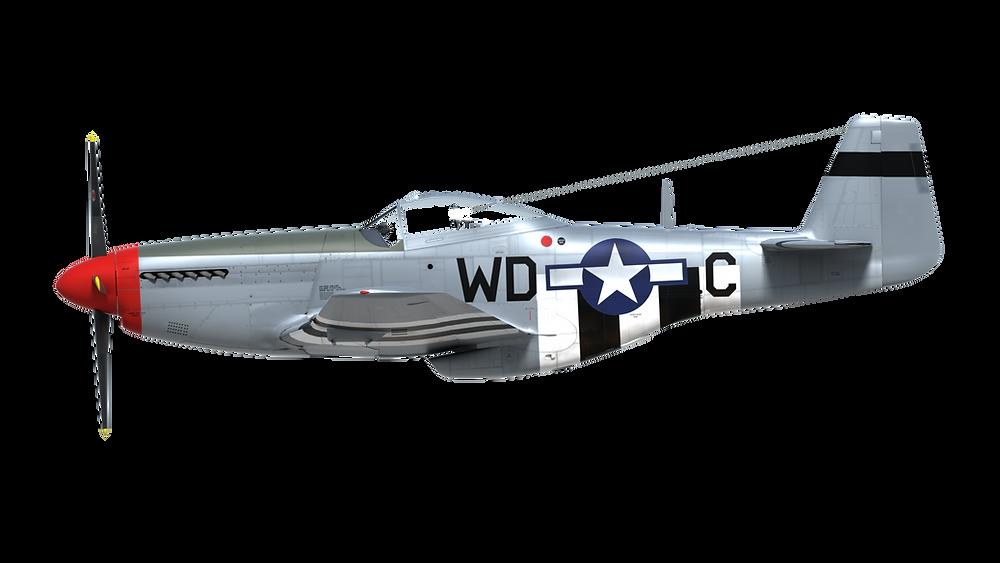 P-51 Blakeslee