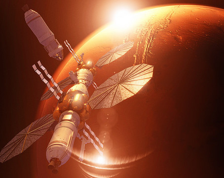 Supporting Martian Exploration
