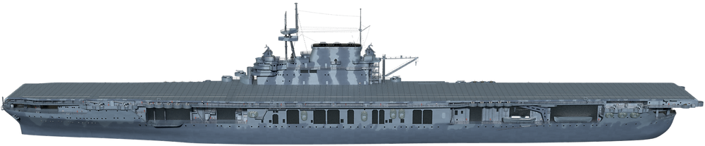 USS Hornet Aircraft Carrier