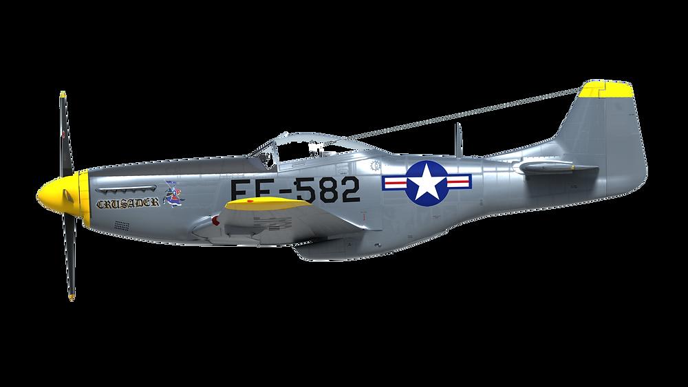 Crusader P-51
