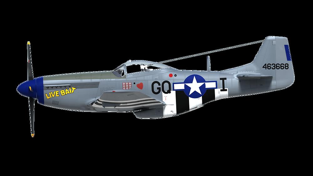 Live Bait P-51