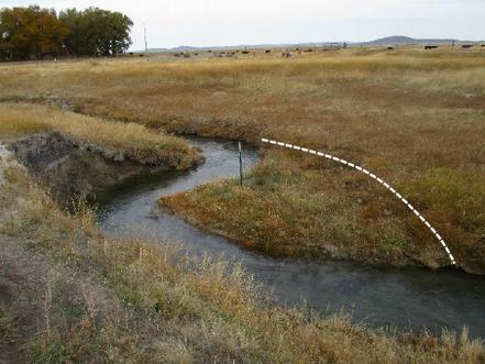 Stream Restoration on Horse Creek