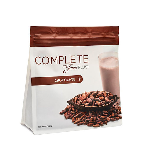 Complete by Juice Plus+® Chocolate Shake (6 Beutel)