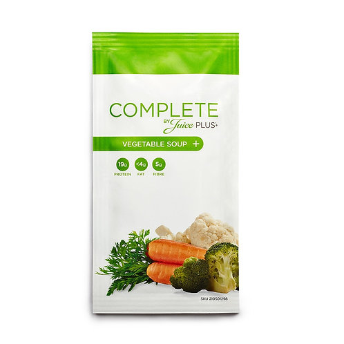 Complete by Juice Plus+® Vegetable Soup (60 Beutel)