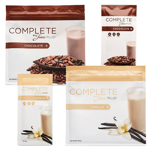 Complete by Juice Plus+® Mix Shake Combi Box