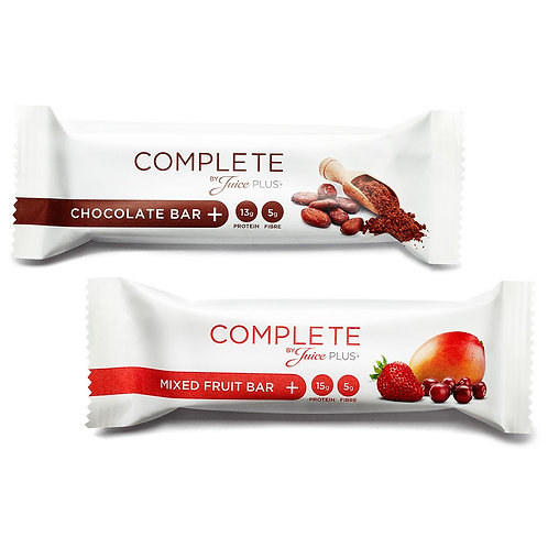 Complete by Juice Plus+® Mixed Bar Box (30/30 Bars)