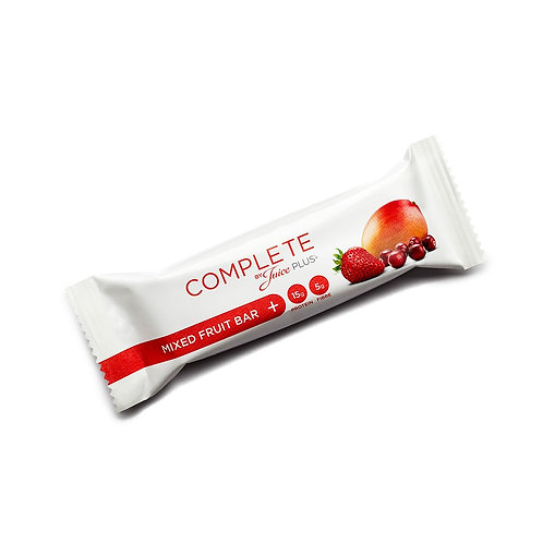 Complete by Juice Plus+® Mixed Fruit Bar (60 Bars)