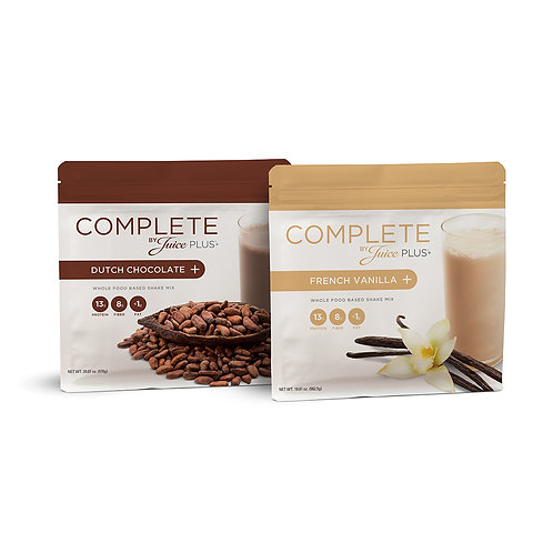 Complete by Juice Plus+® Mix Shake Box (3/3 Beutel)