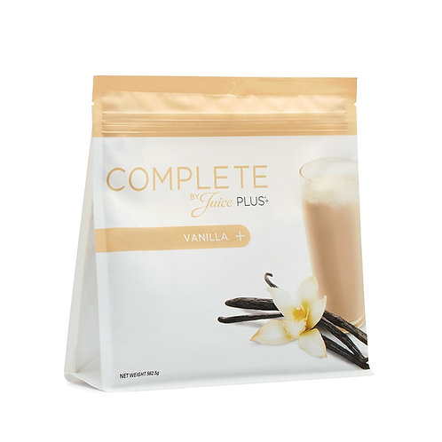 Complete by Juice Plus+® Vanilla Shake (6 Beutel)