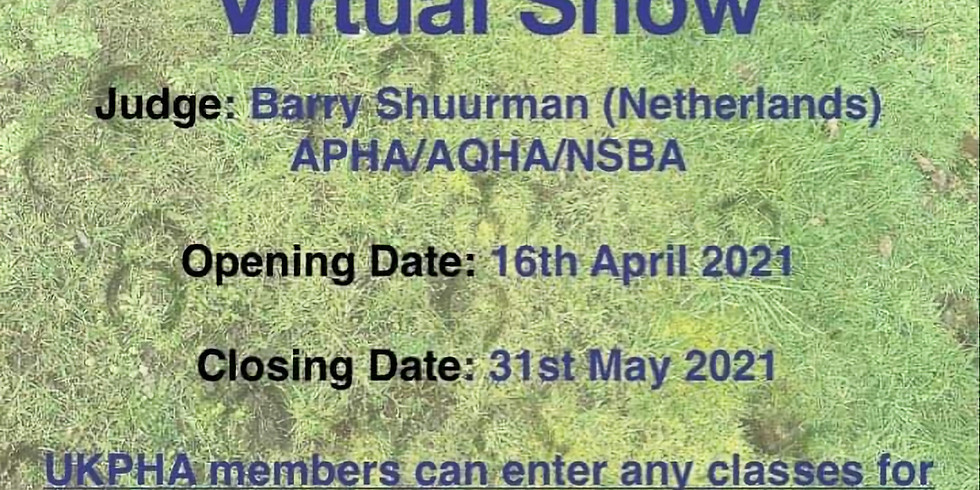 Spring All Breed Virtual Show