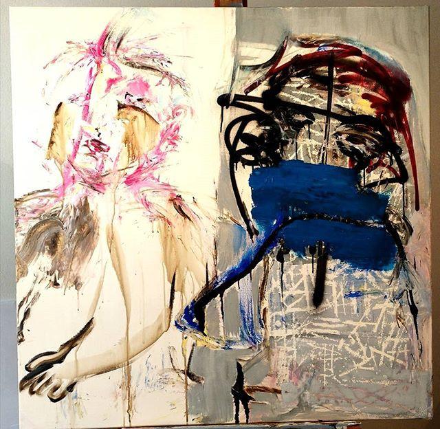 #5 Acrylic on canvas