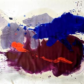 #12 Oil on canvas