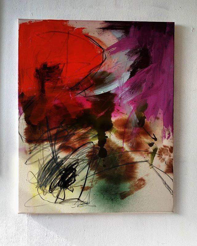 #4 Work on canvas
