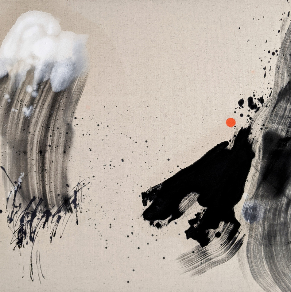 #11, Titel: Teresa, Oil on canvas - SOLD