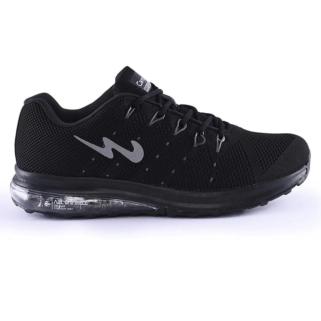 Campus Peris Running Shoe For Men (Blk