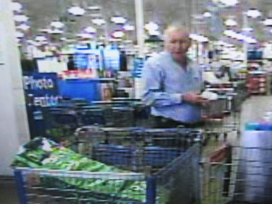 Person of Interest: Theft case