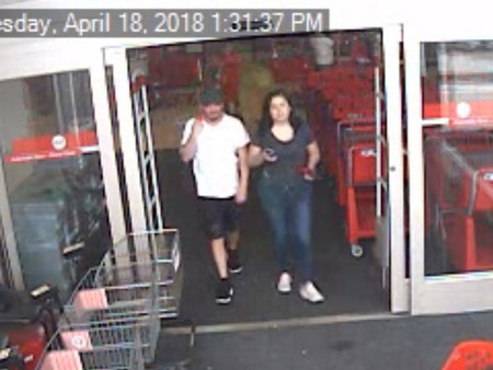Person of Interest:  Credit card abuse case