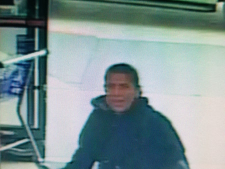 Person of Interest: Theft of a purse