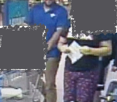 Person of Interest In a theft of a wallet