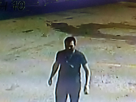 Person of Interest: Burglary of Motor vehicle