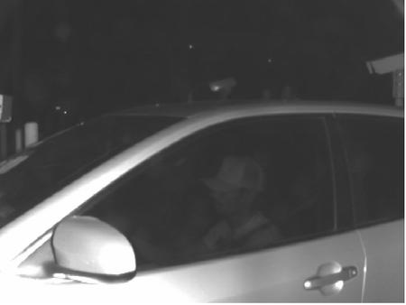 Stolen vehicle Suspect