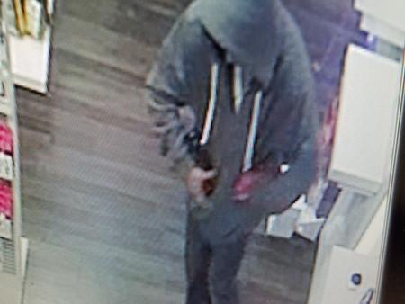 Burglary suspect, 3100 block of Pablo Kisel