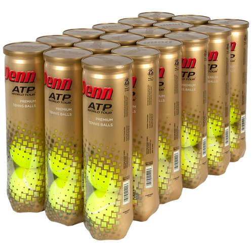 Penn ATP Tennis Balls (case)