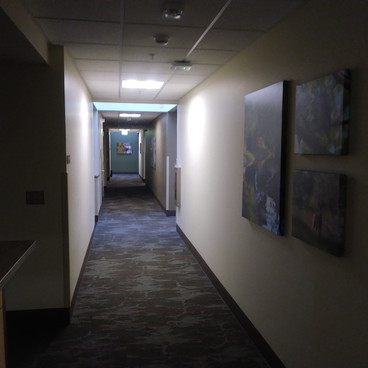 Office Space Hallway