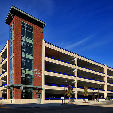 Boise State Parking Garage